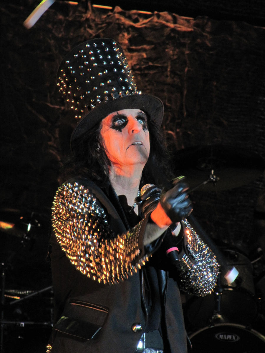 Alice Cooper at Download 20 by thehellpatrol