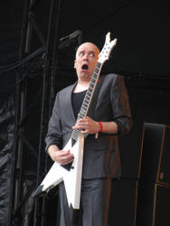 Devin Townsend at Bloodstock 2