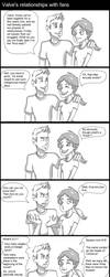 I'm friends with a nerd.. by Nincebo