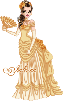 Victorian Belle by Juleona
