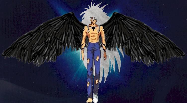 Winged mazoku 1 by sephrothlay on deviantart for Yusuke demon
