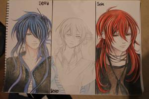 Commission - tpfls by Invichi