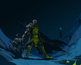 Death Knight [WIP] by masterpug13
