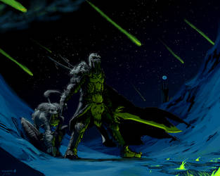 So Comes the Legion by masterpug13