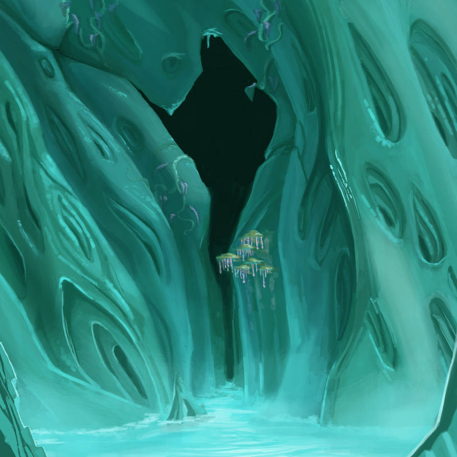 Cave by masterpug13