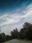 Blue skys by Bleachfangirl
