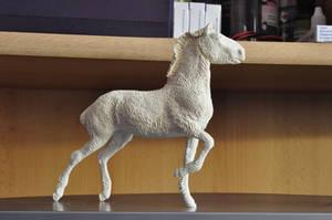 Horse sculpture by PacificNoir