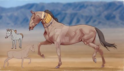 Tekila |HORSE Base 29| P2U PayPal points