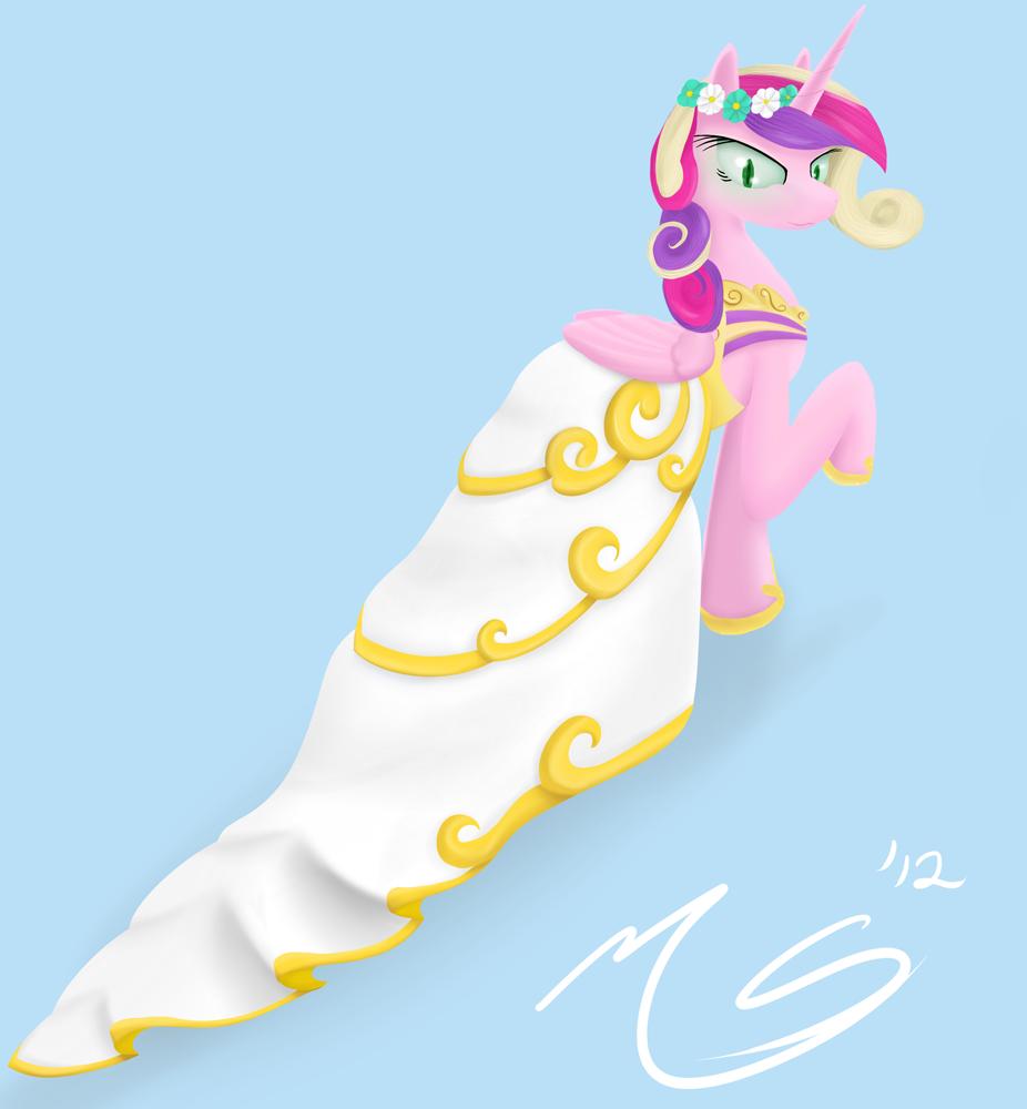 Princess Chrysalis by CiscoQL
