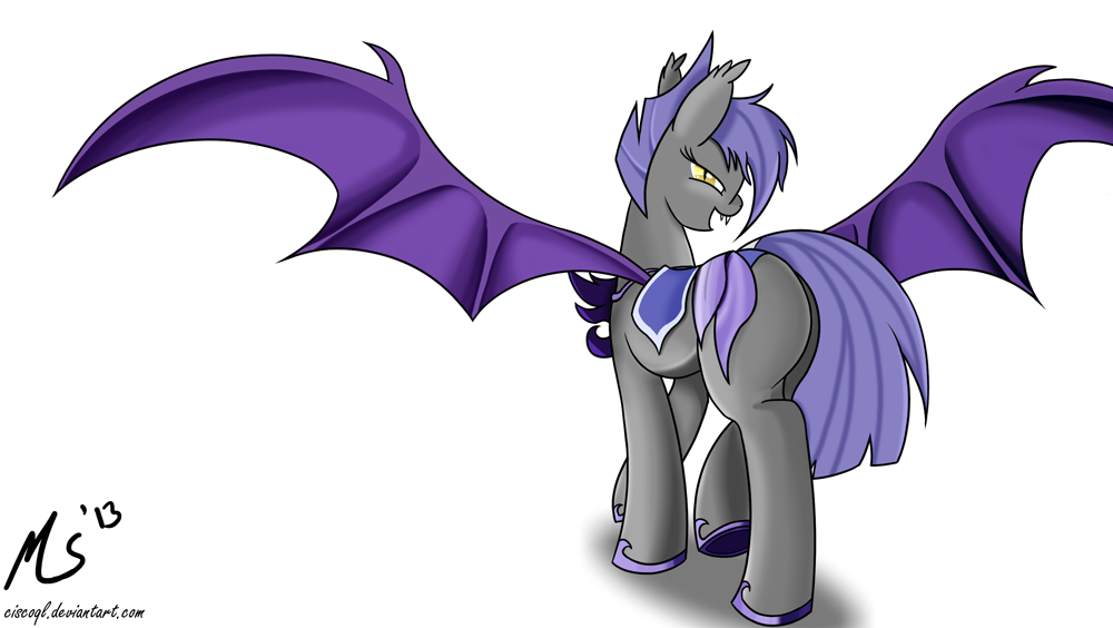 Bat Wings by CiscoQL