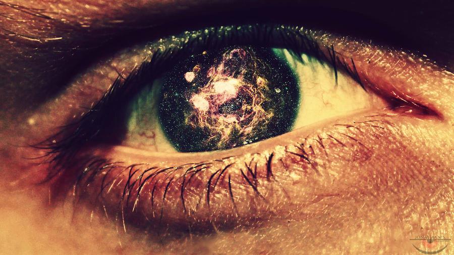Eye by llllollll