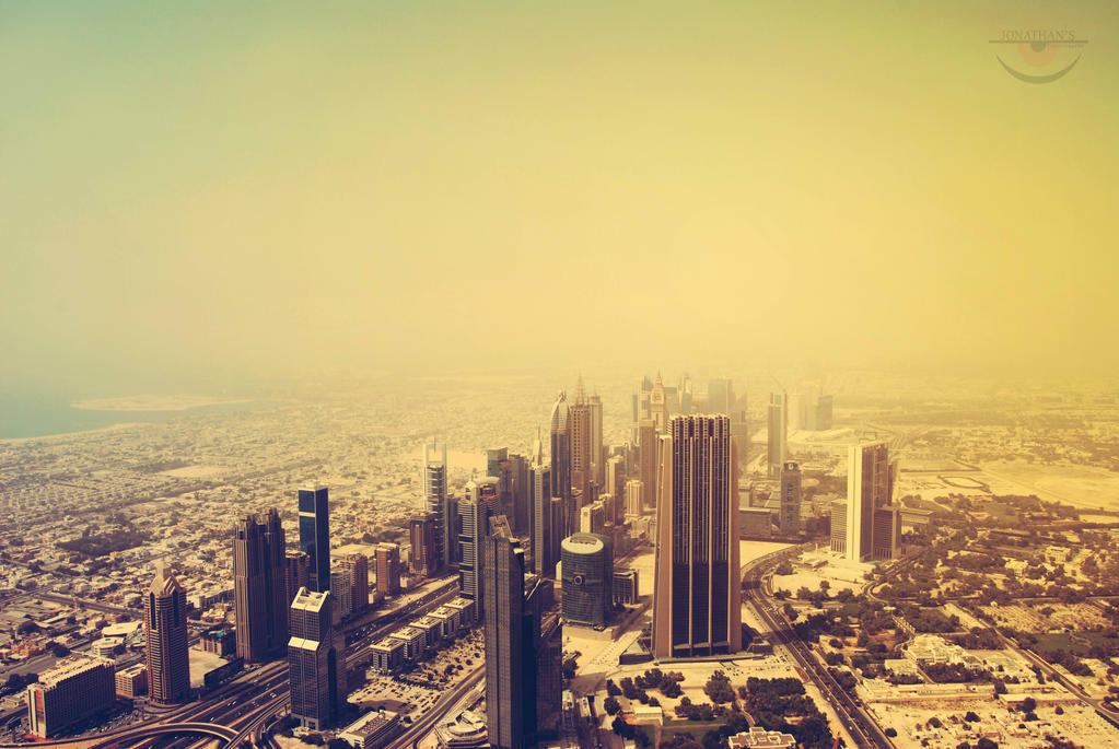Dubai by llllollll