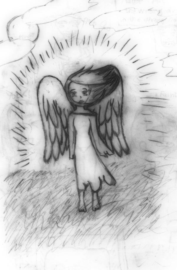 Angel by Porpos-kin
