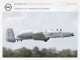 Fairchild A-10 / Drone Evolution MKV