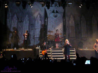Therion at Mexico City by eLizArFeiNieL