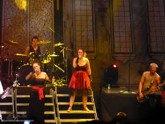 Therion at Mexico City II by eLizArFeiNieL