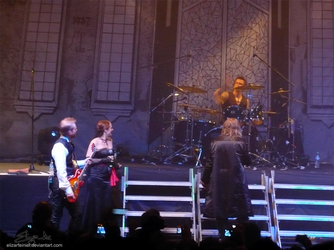 Therion at Mexico City IV by eLizArFeiNieL