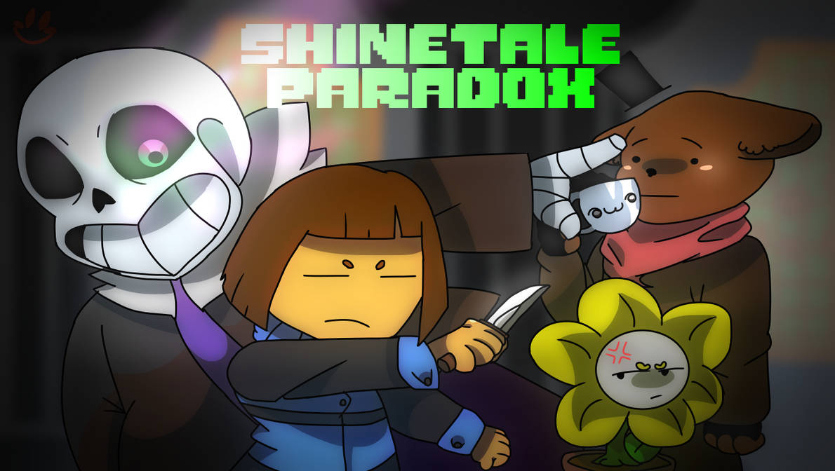Shinetale!Paradox by OmegaSaturn
