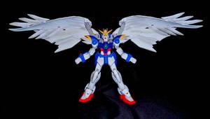 Gundam Wing - Wing Zero Custom 1