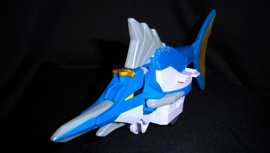 Image Gallery swordfish zord