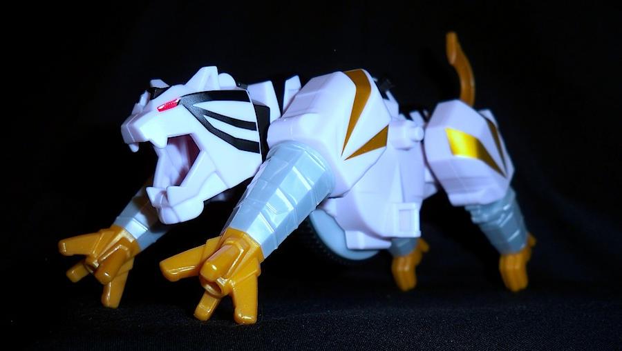 Power Rangers Samurai - Tiger Zord by LinearRanger on ...