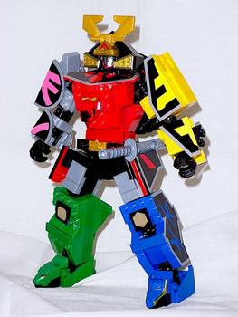 Mega Bloks - Samurai Megazord 1