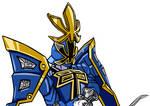 Water Shogun Ranger Art