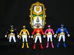Megaforce Figure Team 1