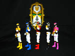 Megaforce Figure Team 2