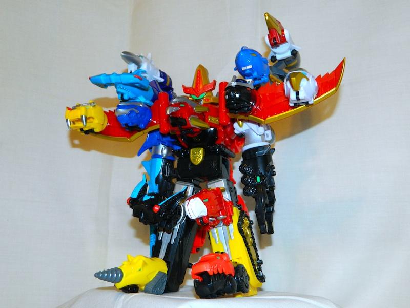 Ultra Gosei Great Mega...