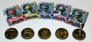 Power Coins and Power Cards