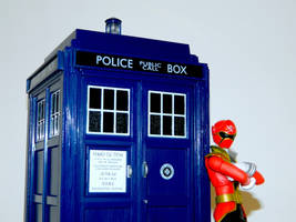 Linear Who 1 - My TARDIS by LinearRanger