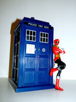 Linear Who 2 - My TARDIS by LinearRanger