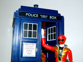 Linear Who 3 - My TARDIS by LinearRanger
