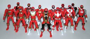 Legendary Forever Red by LinearRanger
