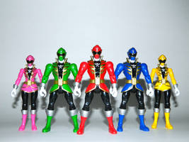 Super Megaforce Rangers - Stand Ready 4 by LinearRanger
