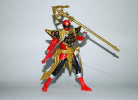 Super Mega Red - Gold Mode 3 by LinearRanger