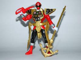 Super Mega Red - Gold Mode 2 by LinearRanger