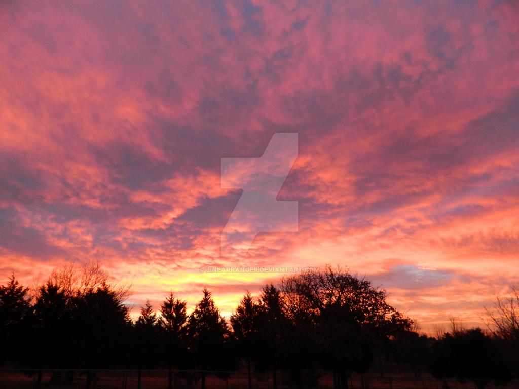 Winter's Morning Blaze by LinearRanger