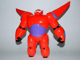 Armor-Up Baymax Flight Mode