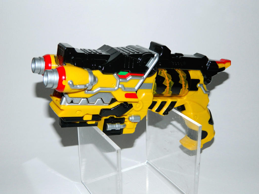 Dino Charge Morpher By Linearranger On Deviantart