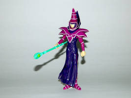 Toy Family - Dark Magician 1 by LinearRanger