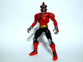 Samurai Mega Mode Red 1