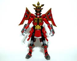 Samurai Shogun Mode Red 1