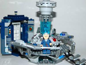 It's the TARDIS, and it's mine.