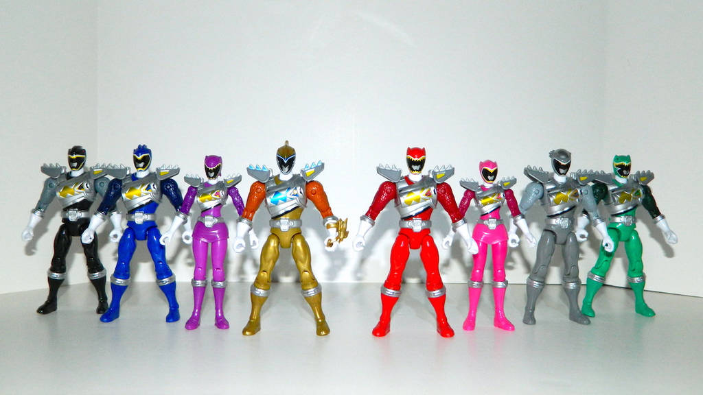 Dino Charge, DINO DRIVE! - #1 by LinearRanger