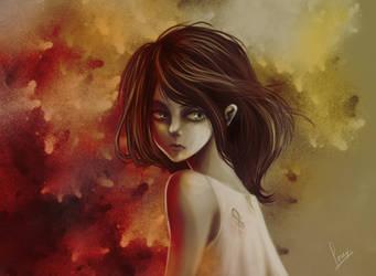 Blazes by Lorey