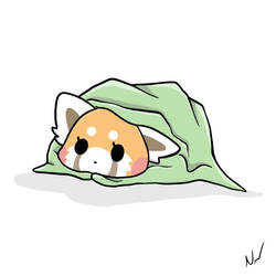 Blanket Retsuko