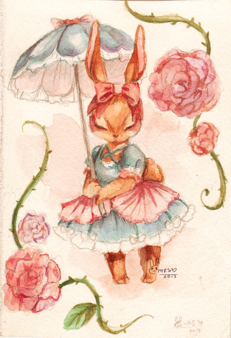 Lolibani sketch by puddinprincess