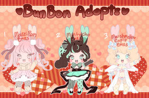 BunBon Adopties CLOSED